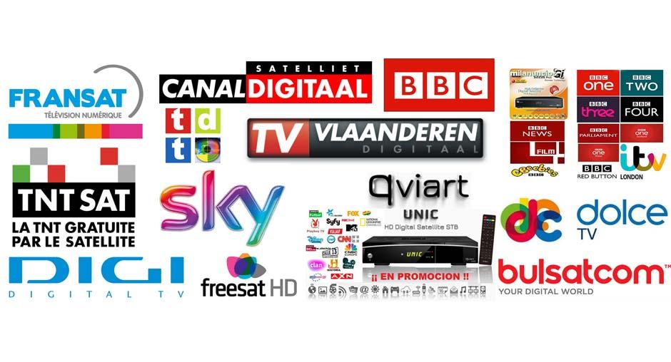 canales de television disponibles
