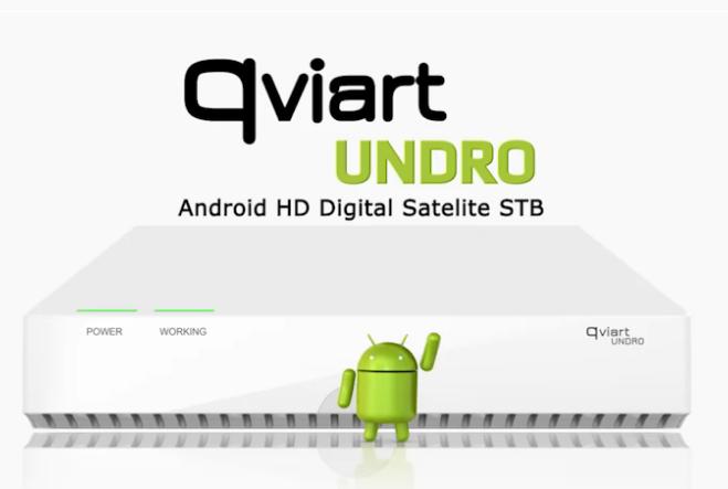decodificador satelite qviart undro vendido instalado por antenistatarragona.com