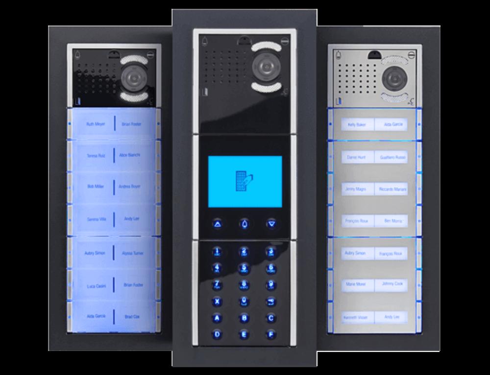Instalación y reparación de Porteros y video porteros automáticos en Riudecanyes