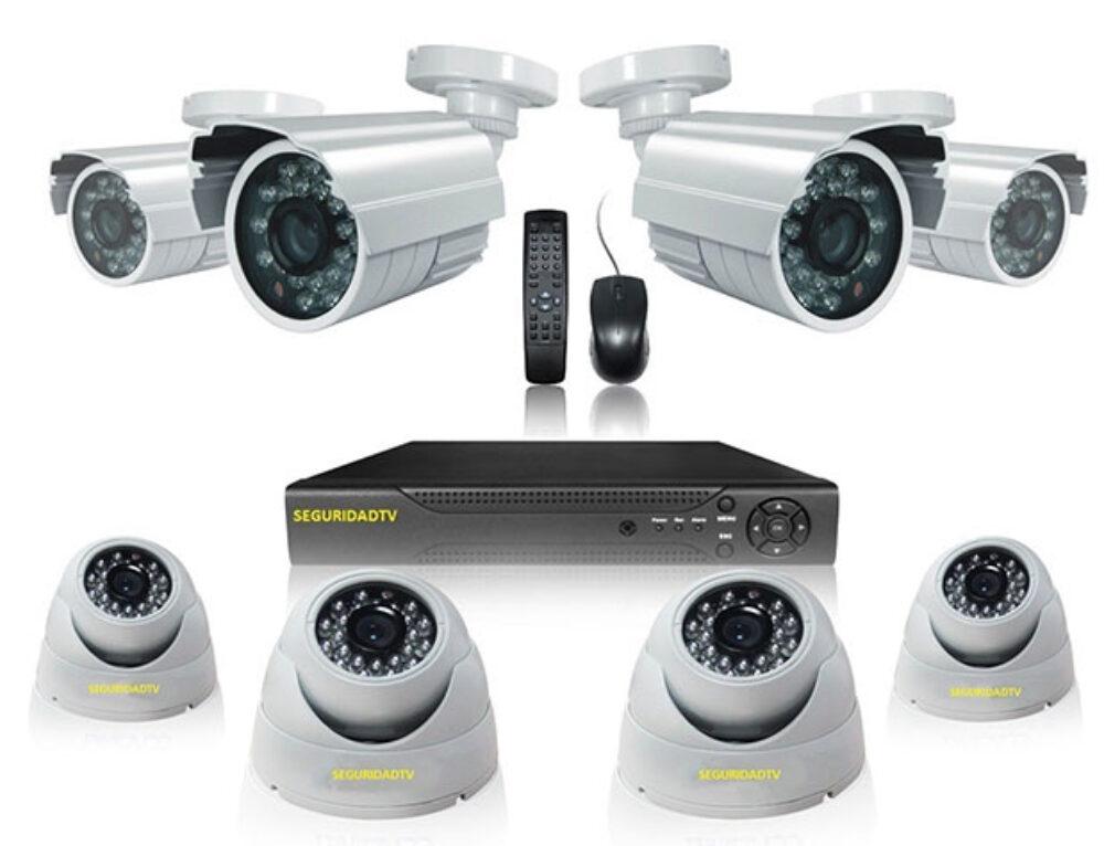 Instalación de sistemas de videovigilancia CCTV en Reus